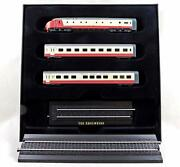 Great Trains Of The World 1220 Z Scale Tee Edelweiss Train Model Set