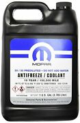 Mopar 68163849ab 10 Year/150000 Mile Coolant 50/50 Premixed New Free Shipping