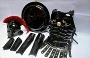 Medieval Armor Costume Easy To Wear Perfect Collectible 300 Movie Prop Dress