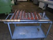 """Iemca Master 880r-p-e Bar Loader 3"""" Channels With Pusher And Brackets"""