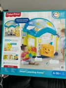 Fisher Price Laugh And Learn Smart Learning Home 6-36 Months New