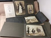 Antique Orig Photographs And Playbill 1922 Macbeth Shakespeare Play Morgantown Wv