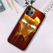Iron Man Helmet Soft Case Cover For Iphone 12 11 Pro Xs Max 8 Samsung S20 Huawei