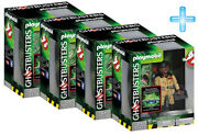 Playmobil Ghostbusters 21 Figures Bundle Pm1909g For Kids 6 Years Old And Up