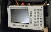 Anritsu Sitemaster S332d Cable And Antenna Analyzer