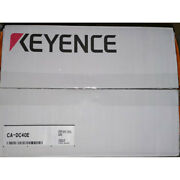 One New Keyence Ca-dc40e Light Source Controller Free Shipping Yp1