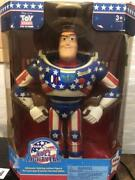 Toy Story Buzz Lightyear Talking Figure Not Opened Usa Version