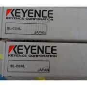 One New Keyence Sl-c24l In Box Safety Grating Free Shipping Yp1