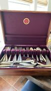 1934 Towle Candlelight Flatware 61 Pieces