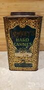 Vtg Lowney's Candy Tin Can Advertising Kitchen Decor Montreal See Descriptions