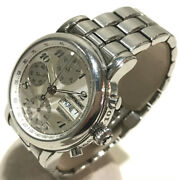Star Chronograph Day Date 5222 Automatic Black Stainless Round Menand039s