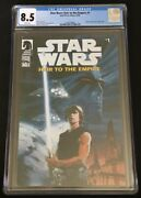 Star Wars Heir To The Empire 1 Comic Pack Cgc 8.5 Vf+ Wh 1st App Thrawn