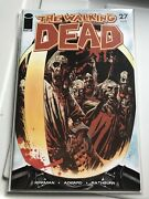 The Walking Dead Comic 27 First App Governor/
