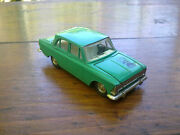 Vintage Mega Rare Ussr Made Iron Toy -russian Moskvitch 408 A1