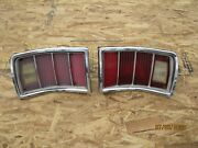 74 Chevrolet Caprice Estate Station Wagon Taillights Impala 454 75 76 Demo Derby