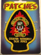 Patches Military Police Sniper Counter Task Force Patch
