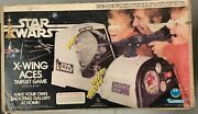 Complete Vintage 1977 Kenner Star Wars X-wing Aces Target Game Mib Rare