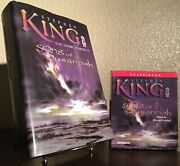 The Dark Tower Song Of Susannah By Stephen King 2004, Hc 1st/1st + Audio Book