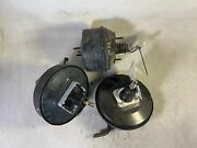 2016 Chrysler Town And Country Power Brake Booster Oem 31k Miles Lkq247254348