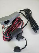 Warn Winch Atv Remote Switch And Receiver 3 Pin 89410 And 89411andnbsp