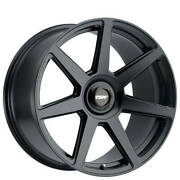 4 20 Staggered Tsw Wheels Evo-t Matte Black Rotary Forged Rims31