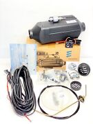 Gasoline Cabin Bunk Heater Eberspacher Airtronic B1 Lc Genuine Product 12volt
