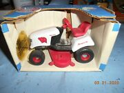 Simplicity Die Cast Lawn And Garden Tractor Wisconsin Badgers College Edition