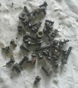 1983 Mercruiser 140 Hp 4 Cyl 3.0l Nuts Bolts Misc Hardware - Shortblock Only