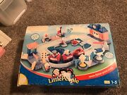 2002 Fisher Price Little People Fun Sounds Train 🚂 Brand New Discontinued