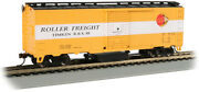 Bachmann 16319 Ho Scale Track Cleaning 40' Box Car Timken