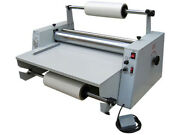 110/220v Dc380 Single Double Side Roll Laminator Pouch Laminating Speed Control