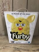 Furby By Hasbro Yellow Brand New In Sealed Box Rare A Mind Of Its Own 2012 Htf
