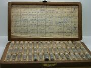 Watchmakers Custom Assortment Of Staff And Stems – Tools Vintage – 12mf16