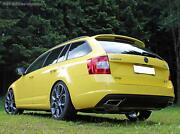 Duplex Racing System With Replacement Skoda Octavia Rs Tsi Type 5e Since 2013