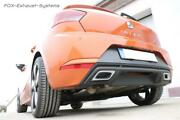Sport Exhaust System From Cat With Flap Control Seat Ibiza 6f 1.5