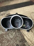 07 Mazda Cx-7 Speedometer Instrument Panel Cluster And Gages