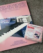 Easy Keyboard Bumper Book Usb+book 800 Registrations Plus Book For Psr-sx900