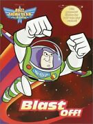 Buzz Lightyear Of Star Command Blast Off  A Punch  Play Book