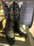 Lucchese Boots Class Size 9ee Terlingua Style Gy1004 🐘 Elephantssssd