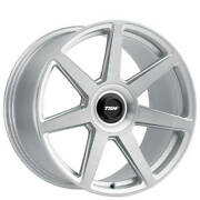 4 20 Tsw Wheels Evo-t Silver With Brushed Face Rotary Forged Rimsb32