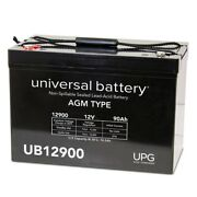 12v 90ah Replacement Battery For Wheelchairs Of Kansas Bcwpr Power Chair Sla