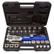Universal Hydra Flaring Tool Set With Tube Cutter Msc72475-prc Brand New
