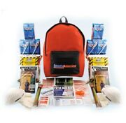 Ready America Graband039n Go 2 Person Emergency Kit First Aid Medical Bag Survival
