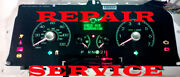 2006 To 2011 Lincoln Town Car   Instrument Cluster Repair Service