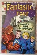 Fantastic Four 44 45 47 59 60 61 62 64 99 The Inhumans 1st App Marvel Comics