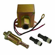 Fuel Pump 12v Low Pressure Universal Electric Metal For Petrol And Diesel E8012s
