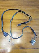 Original 67 Ford Mustang Console Wiring Harness Gt C7zb-13b711-a 1967