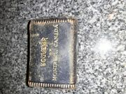 Vintage Antique The Little Webster 18000 Words Dictionary Leather Bound Germany