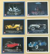 1992 Lime Rock Dream Machines The Auction Vintage Cars Trading Card You Pick