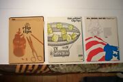 3 Rare Mead Papers Clip Tips 13-16-19 Editions 1969 -72-75 Rare Print Clip Art